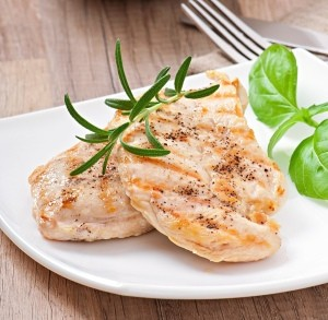 Grilled Rosemary Chicken