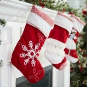Christmas Stocking Hanging Tips