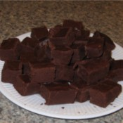 Easy No Cook Chocolate Fudge