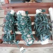 Storing Christmas Lights