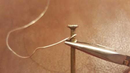 Steampunk Nail Earrings