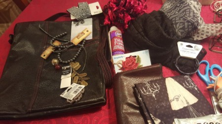 Gypsy Love Upcycled Purse