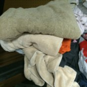 Donate Worn-Out Linens to the Animal Shelter