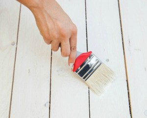 Sealing a Painted Deck