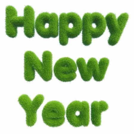 Resolutions for a Green New Year