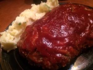 Stuffing Mix Meatloaf