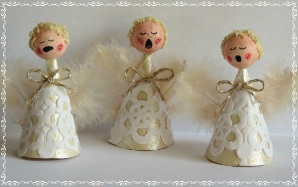 Christmas Angels Decorations