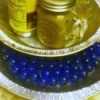 Lazy Susan with Marbles Teaser