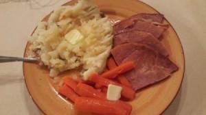 Heavenly Ham Dinner