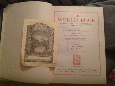 Value of The World Book Encyclopedia