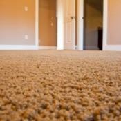 Repairing a Hole in Carpet