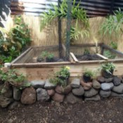 finished enclosure