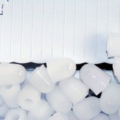 Kenmore Refrigerator's Ice Maker Won't Stop Making Ice
