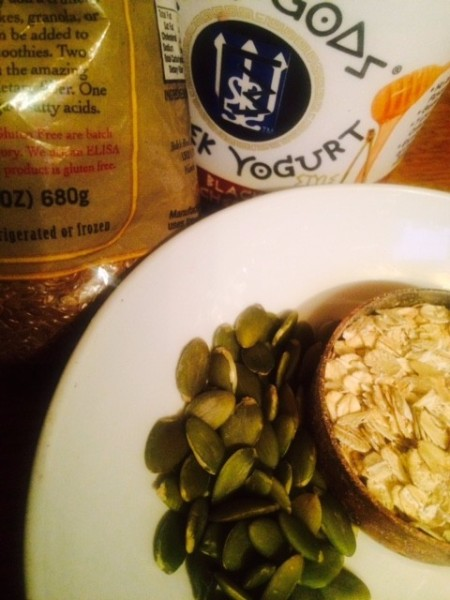 Healthy Greek Yogurt Parfait