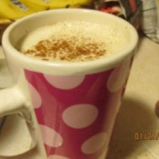Homemade Tea and Coffee Lattes