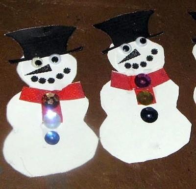 """""""Let it Snow"""" Decoration"""