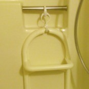 Hanging a Shower Caddy