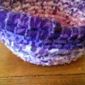 Coiled Rag Bowl