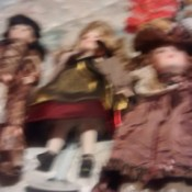 Selling a Porcelain Doll Collection