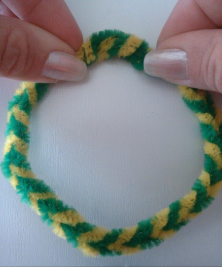 Pipe Cleaner Bracelets