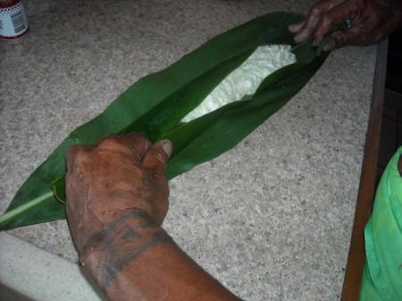 Tahitian Eepoo