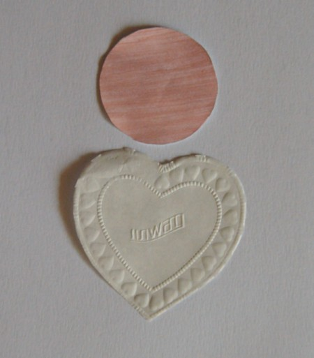 Message of Love Valentine Card