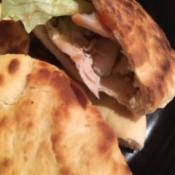 Yeast Free Pita Bread