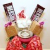 Valentine's S'mores Bouquet