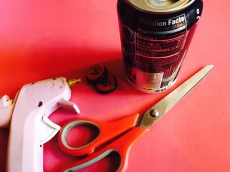 Upcycled Bottle Cap Whistle