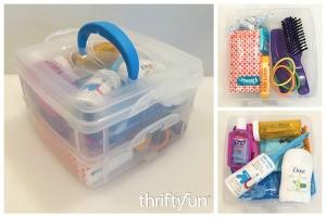 Making a Middle School Locker Kit