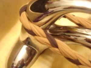 braiding the three stockings