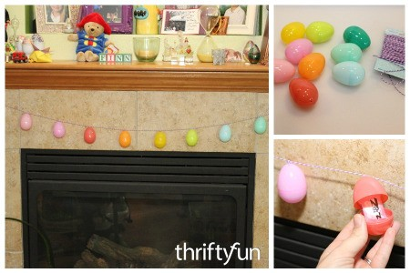 Easter Egg Countdown Calendar