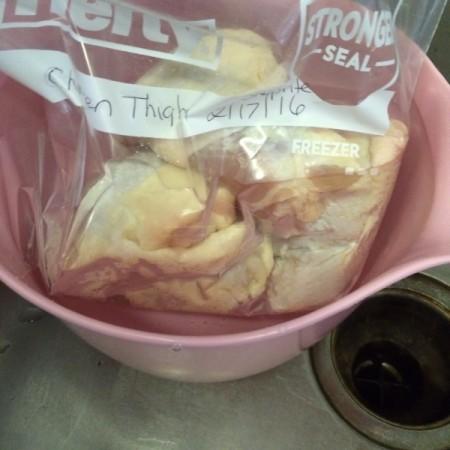 Freezing Food Without a Vacuum Sealer