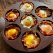 Baking Eggs in the Oven
