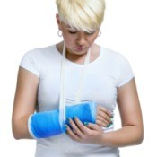 Dealing With a Broken Arm