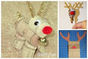 Rudolph Craft Ideas