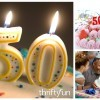 Montage of 50th Birthday Party Ideas