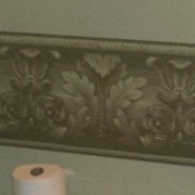 Discontinued York Decorative Border