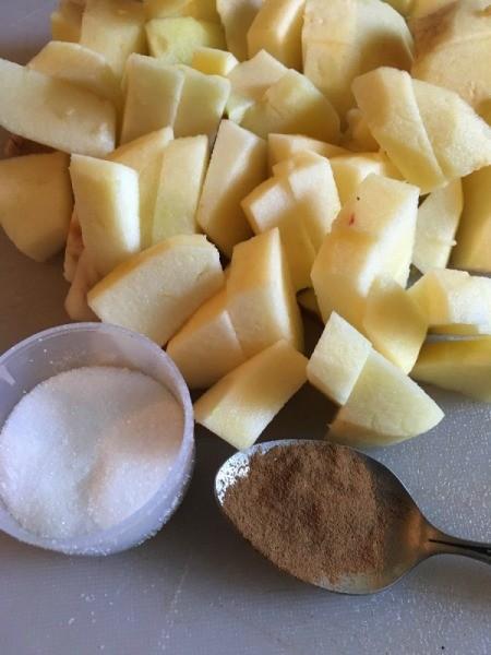 Cinnamon Apple Fruit Roll-Ups