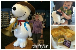 Visiting Knott's Berry Farm Marketplace (Buena Park, CA)