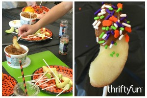 Caramel Apple Dippers