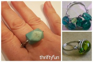 Making a Wire Wrapped Ring