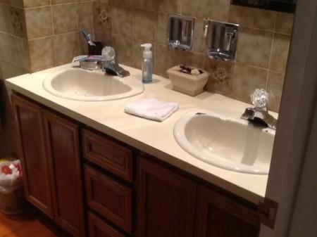 Bathroom Paint and Carpet Color Advice