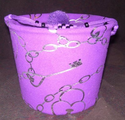 Recycled Easter Baskets