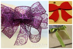 Making Decorative Bows