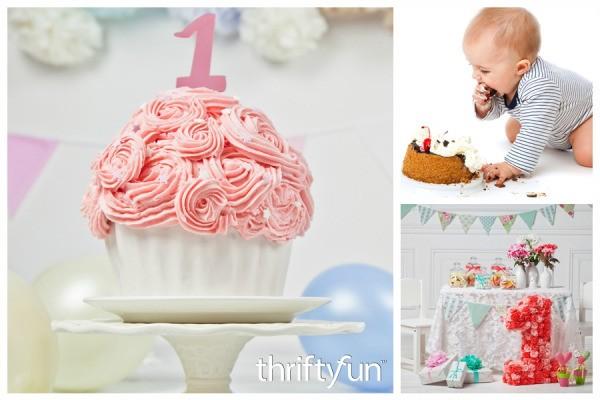 1st birthday party ideas thriftyfun