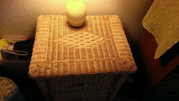 Kindle Pocket for an End Table