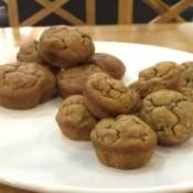 Banana Oat Chia Muffins