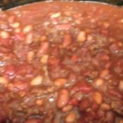 Pot of Garden Style Chili