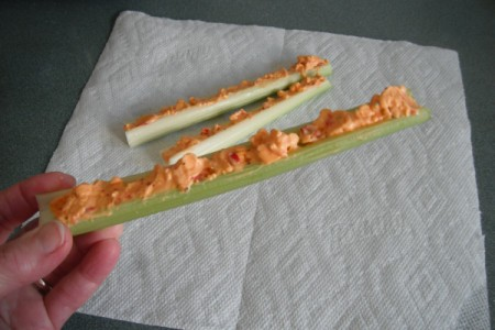 Keeping Celery Fresh and Crisp